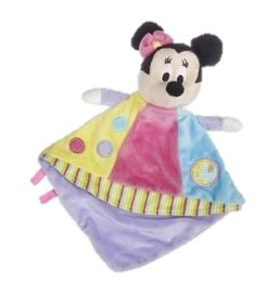 22580-1 Disney Minnie Mouse Babies Comforter Blanket