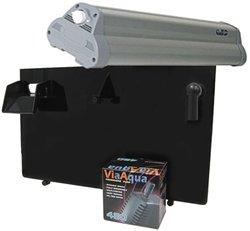 CPR Aquatic AquaFuge 2 Medium Hang-on Back Refugium w/ Pump, Light & Stand (N...