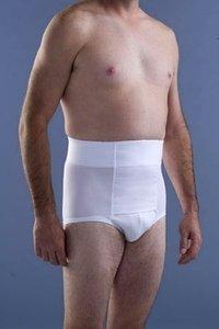Underworks BELLY BUSTER GIRDLE 3 SLIP ON MEN GIRDLE TUMMY FLATTER - Large 37- 40 by MapeShapewear