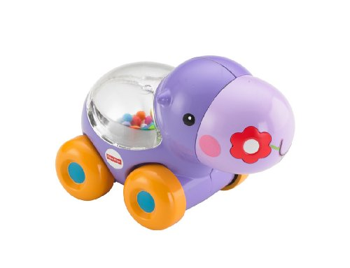 Fisher-Price Poppity Pop Hippo (Fisher Price Roll And Go compare prices)