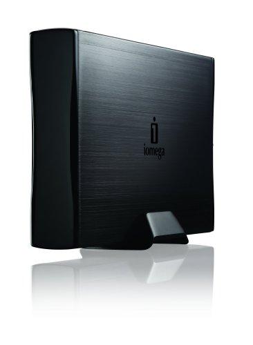 Iomega Prestige 1 TB USB 3.0/USB 2.0 Desktop Hard Drive