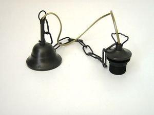 Catena portalampada ricambio per lampadario pendel cavo elettrico per lampadario