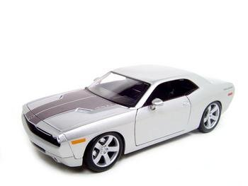 Buy 2006 Dodge Challenger Concept 1:18 Diecast Model
