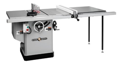 Steel City Tool Works 35637 7.5HP 12-Inch Table Saw with 50-Inch Fence