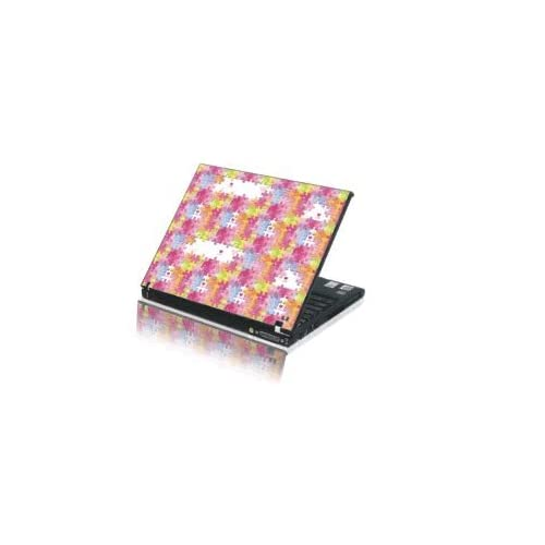 Laptop Notebook Skins Sticker Cover H13 Zigsaw Puzzle (2 Free touch pad decals)