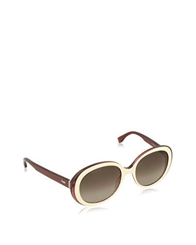 Fendi Sonnenbrille 0001/S HA_7PB (55 mm) braun/creme