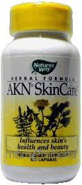 AKN-Skincare 100 Capsules by Nature's Way