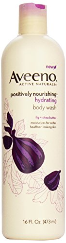 凑单品:Aveeno Positively Nourishing 超保湿洗浴露 473ml $5.99