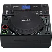 Discover Bargain Gemini DJ CDJ - 250 Single Disc DJ CD Player