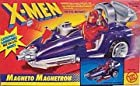 The Uncanny X-Men Evil Mutant Magneto Magnetron Vehicle - Catapult Launches Metallic Disks