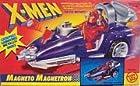 The Uncanny X-Men Evil Mutant Magneto Magnetron Vehicle - Catapult Launches Metallic Disks
