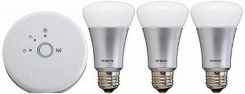 Philips hue(ヒュー) スターターセット 929000259901 エコパッケージ [フラストレーションフリーパッケージ(FFP)]