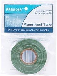 Bulk Buy: Panacea Waterproof Tape 40 Feet/Pkg-Green (6-Pack)