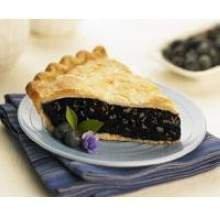 Schwans Mrs Smiths Unbaked Blueberry Pie, 46 Ounce -- 6 per case.