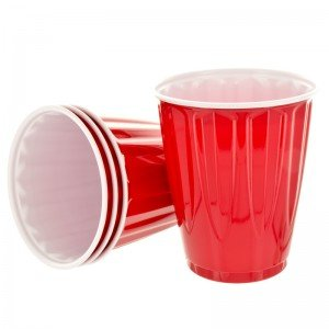 Kirkland Signature Chinet The Big Red Cup, 18 Oz, 240 Count