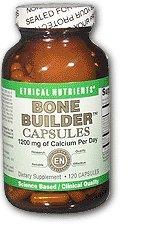 Ethical Nutrients Nutrients, Bone Builder Capsules, 120 Capsules