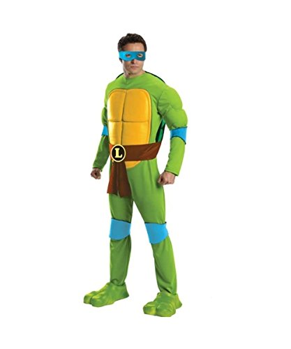 Teenage Mutant Ninja Turtles Tmnt Leonardo Mens Costume deluxe