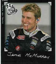 Buy 2004 Press Pass Snapshots #SN17 Jamie McMurray by Press Pass