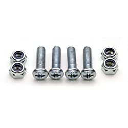 Cruiser Accessories 80330 Fasteners, Import-Steel