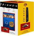 echange, troc Friends - L'Intégrale Saison 9 : Épisodes 1 à 24 - Coffret 4 VHS - VOST