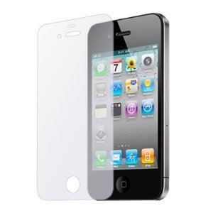 Apple iPhone 4/4S Film de Protection d'Ecran Antireflet/Matte (Pack de 2) + Chiffon Gratuit