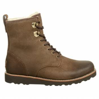 UGG Men's Hannen Grizzly Suede Boot 15 D (M)