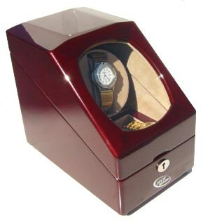 Landmark Deluxe Single Watch Winder