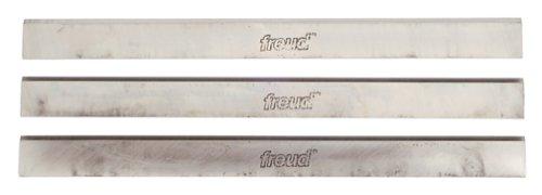 Freud C540 12-Inch x 1-Inch x 1/8-Inch Planer Knives - 3-Piece Set
