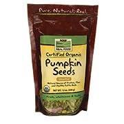 Now Foods Organic Pumpkin Seeds