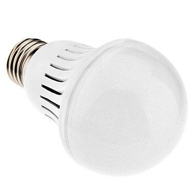 E27 3W 255-285Lm 4000-4500K Natural White Light Led Ball Bulb (220V)