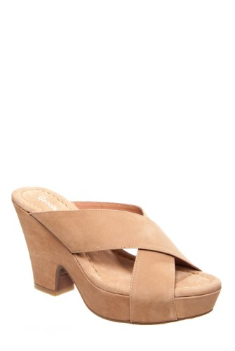 Chocolat Blu Julianna High Wedge Sandal