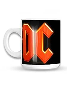 Rockiger Kaffeebecher AC/DC - for those about to rock!