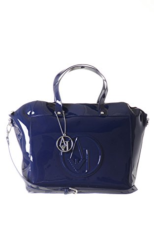 Armani Jeans 0522C RJ 50 borsa blu