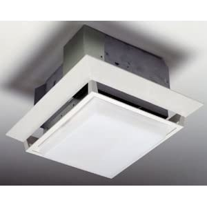 Ductless bathroom fan bath fans - Ductless bathroom exhaust fan with light ...