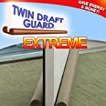 Twin Draft Guard Extreme Door Guard A...