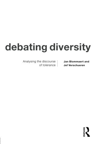 Debating Diversity: Analysing the Discourse of Tolerance