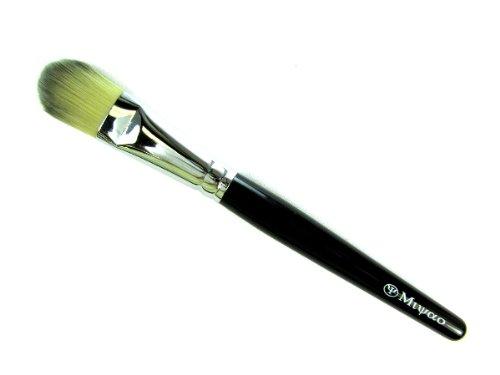 メイクブラシ MBシリーズー11 ファンデーションブラシ PBT 熊野筆・宮尾産業化粧筆