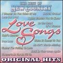 Original Hits: New Country Love Songs