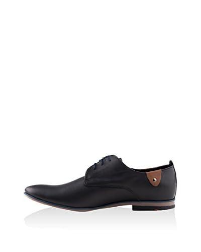 MYS Zapatos derby Negro