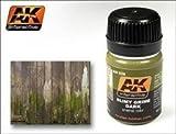 Ak Interactive Ak00026 - Slimy Grime Dark Model Making Enamel Washes by Ak Interactive