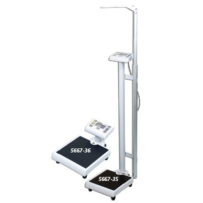 Cheap Detecto ProDoc Digital Professional Scales – PD300 Comfort Height Scale (CTS101-566734)