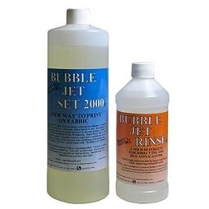 Bubble JetSet 2000 945ml (32oz) + Rinse Multibuy