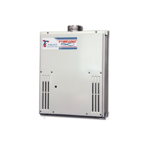 Takagi T-M32 Lp Commercial Tankless Water Heater, Propane