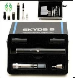 Skyda8 Personal Vaporizer Pen for Herb, Wax, and BHO