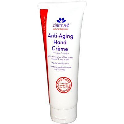 Derma E; Derma E; Anti-Aging Hand Creme-4 oz-Cream