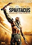 Spartacus: Gods Of The Arena - The Complete Collection [DVD]