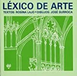 img - for Lexico de arte / Lexico Art (Diccionarios) (Spanish Edition) book / textbook / text book