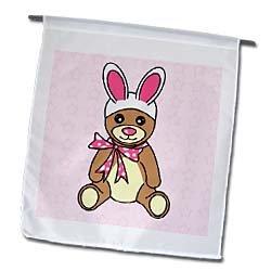 Easter Cute Easter Teddy Bear  Bunny Ears - 12