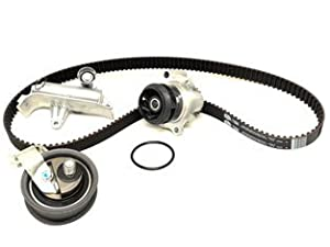 Gates TCKWP306 Engine Timing Belt Kit with Water Pump by Gates