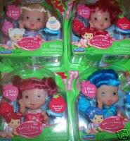Buy Strawberry Shortcake Berry Lil' Babies Complete Set